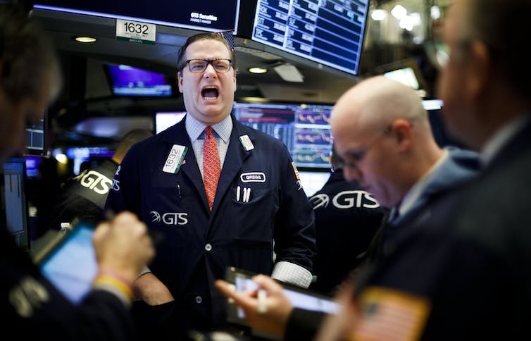 Is it a surprise women aren't keen on investing when the stock market language is so male oriented?