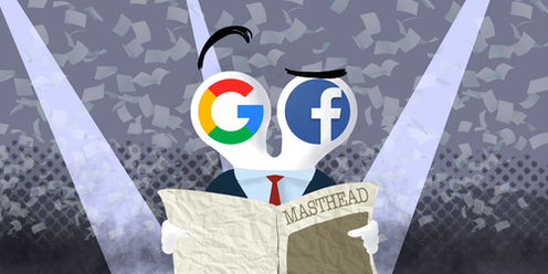 Google and Facebook cosy up to media companies in response to the threat of regulation