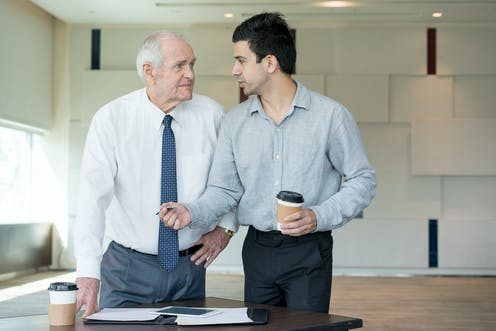 Men and young people more likely to be ageist: study