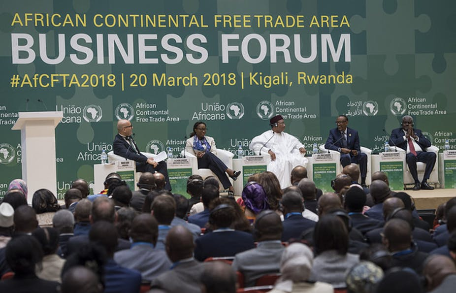Why Africas Free Trade Area Offers So Much Promise