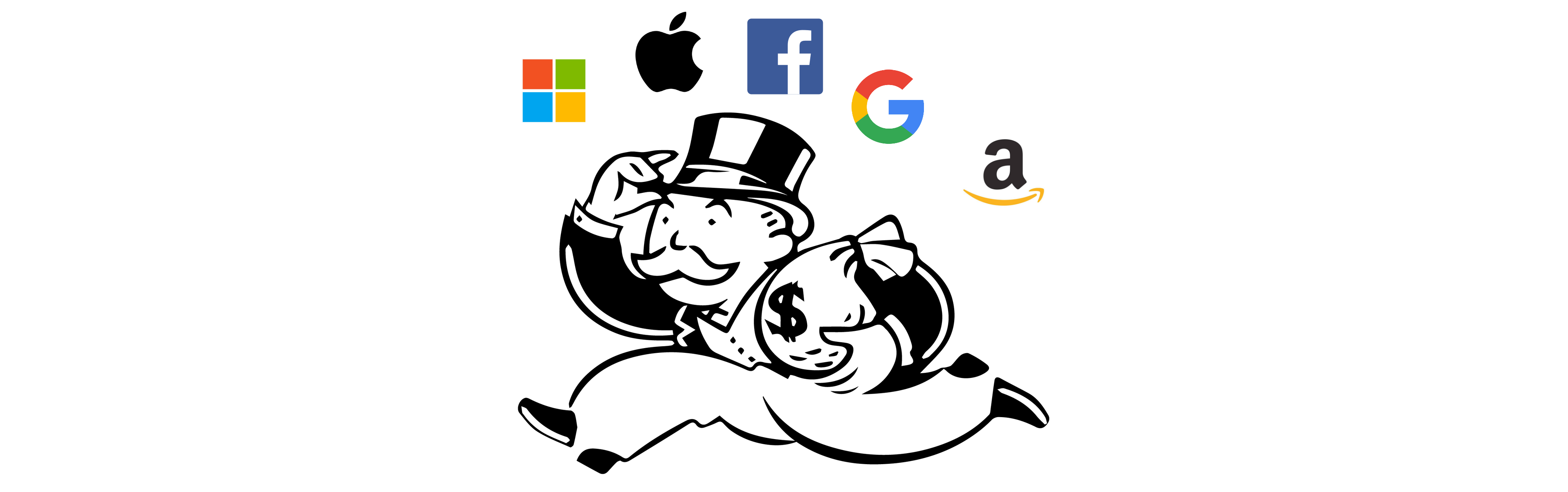 u0026 39 big tech u0026 39  isn u0026 39 t one big monopoly  u2013 it u0026 39 s 5 companies all