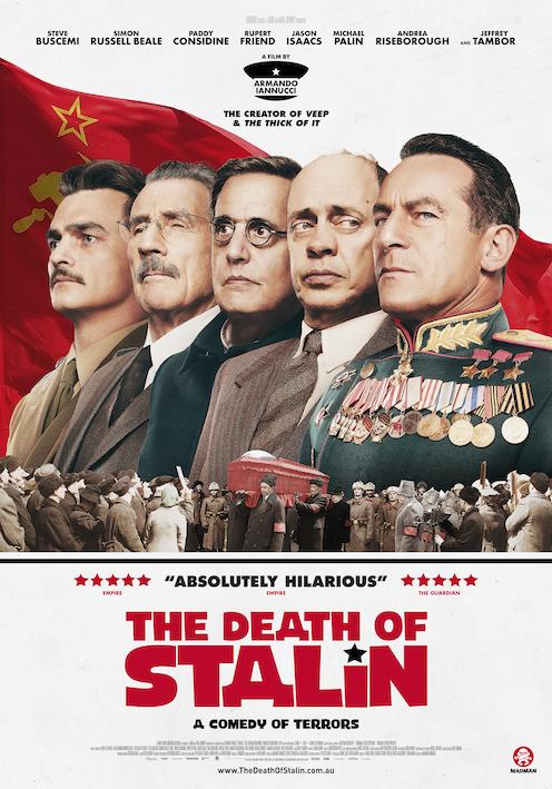 Speaking with: satirist Armando Iannucci on The Death of Stalin