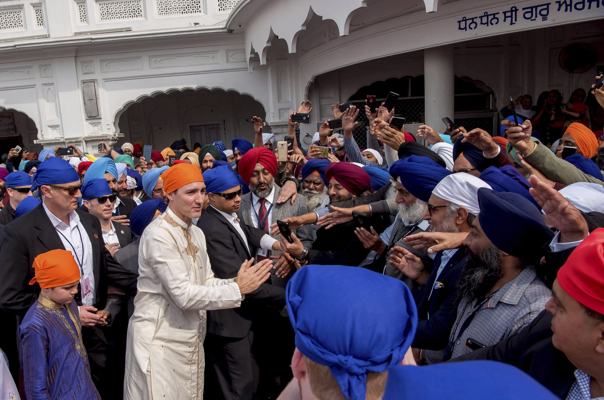 Sikh dating Kanada mest exakta tiden för dating ultraljud