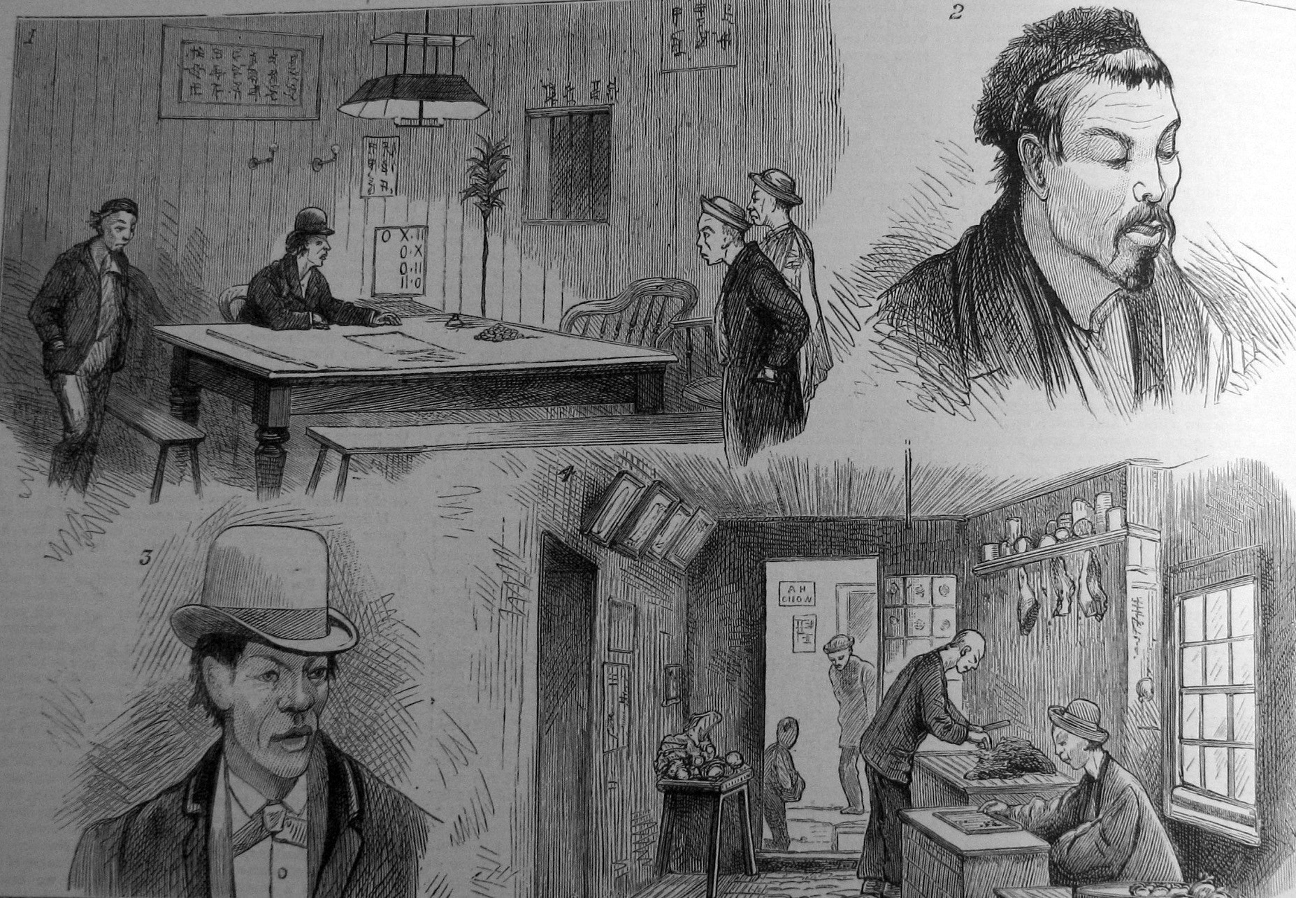 the story of Fook Shing, colonial Victoria's Chinese detective