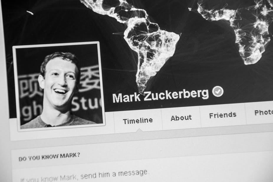 Does Mark Zuckerberg have too much power at the helm of Facebook?