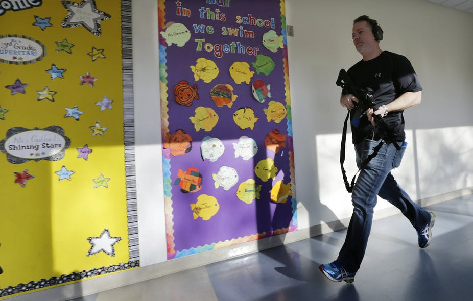 Active shooter drills may reshape how a generation of students views