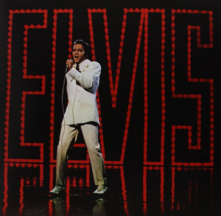 Elvis NBC-TV 1968 Comeback Special