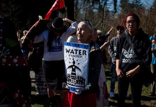 Alberta's shameful pipeline politics ignores First Nations