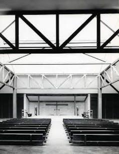 Australia's modern church buildings are disappearing: Lisa Marie Daunt