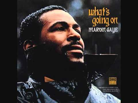Marvin Gaye Whats Going On And The Last Days Of The Motown Sound