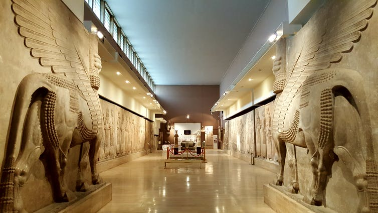 Fifteen years after looting, thousands of artefacts are still missing from Iraq's national museum