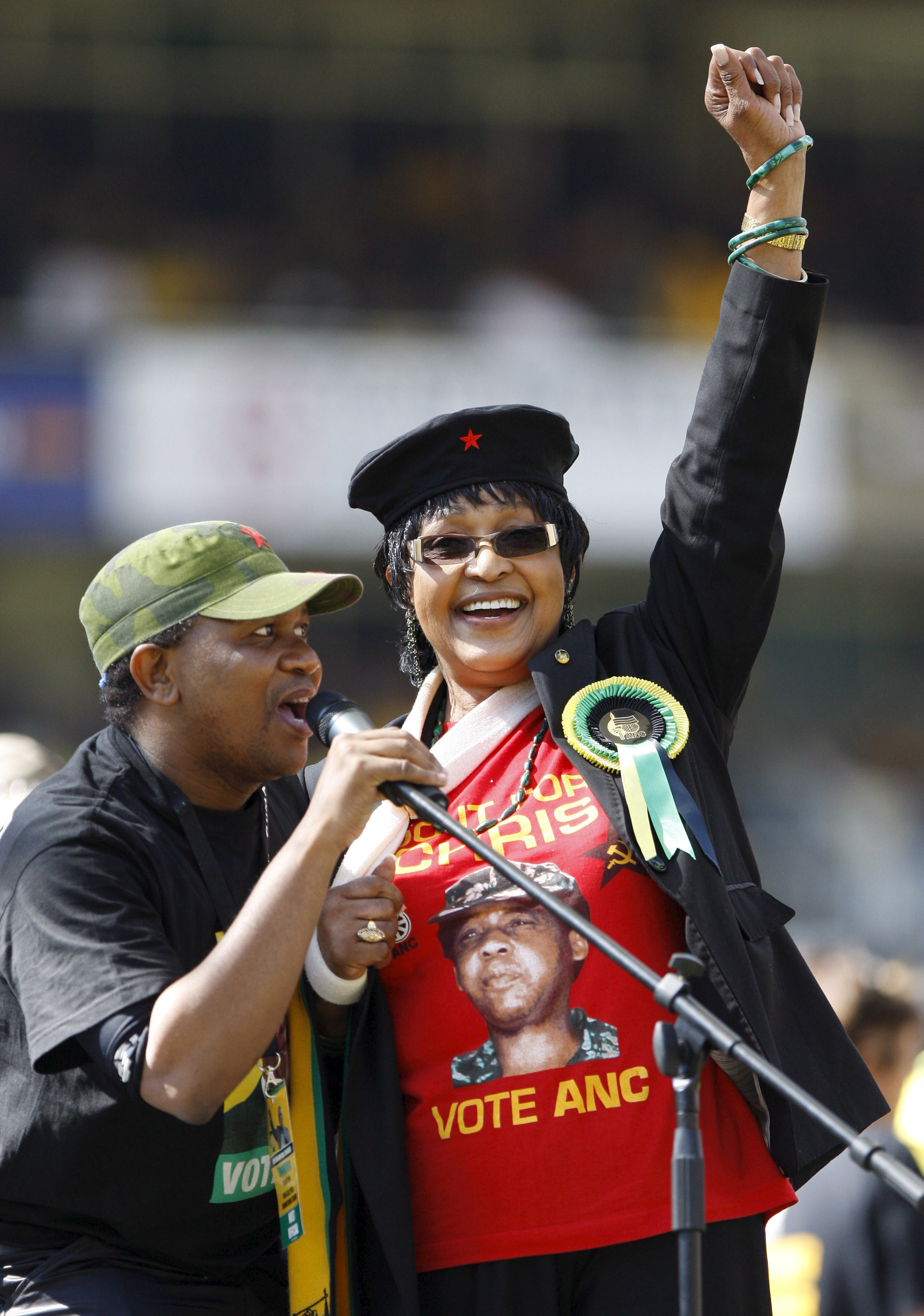 TCDS Professor Shireen Hassim of the University of the Witwatersrand publishes obituary for the late Winnie Mandela