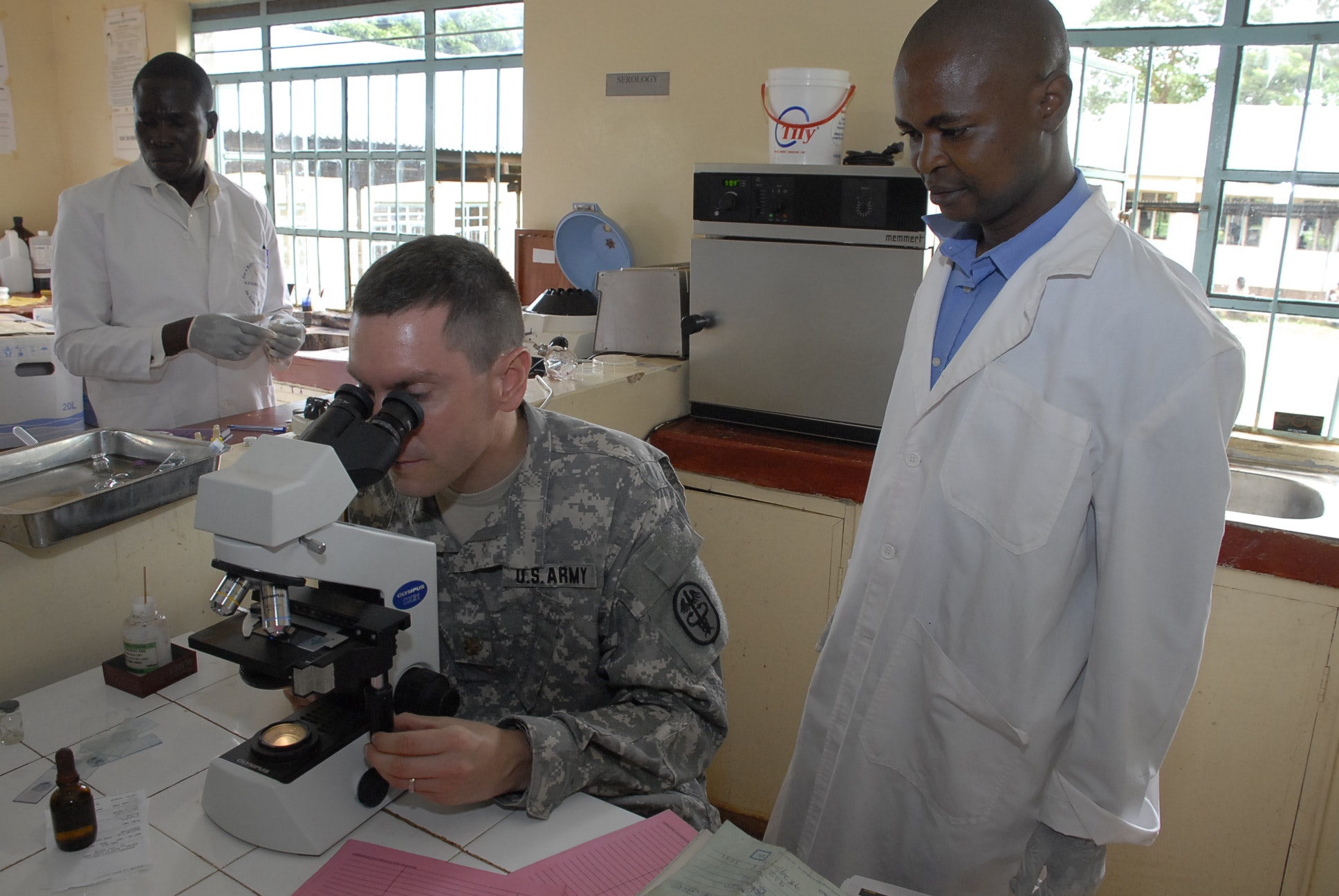 Not all international collaborations are equal. Photo credit: US Army Africa/Flickr