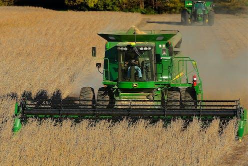 Why China's soybean tariffs matter