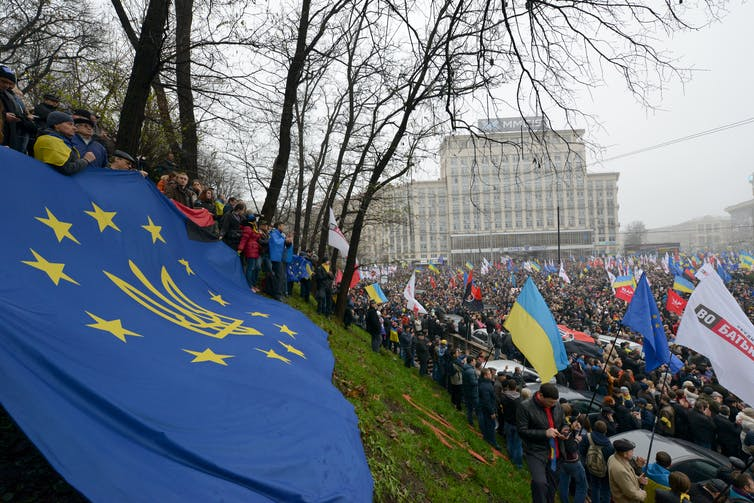 Four years after the Euromaidan revolution in Ukraine: key gains and losses