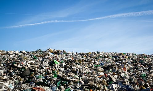 A Rubbish Idea How Blockchains Could Tackle The World S