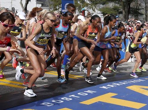 ebfa628da4c Boston Marathon  How advertisers target female runners