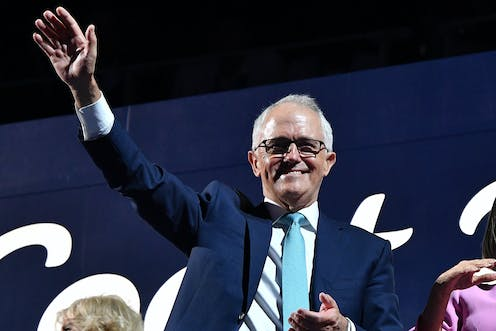 After 30 Newspoll losses, Turnbull is down, but certainly not out