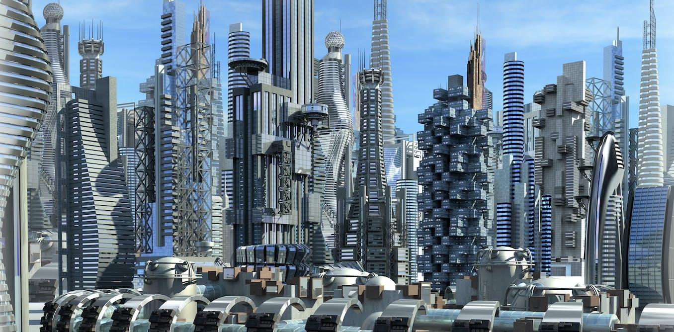 Robot Cities: Three Urban Prototypes For Future Living