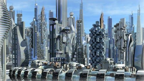 Robot Cities Three Urban Prototypes For Future Living