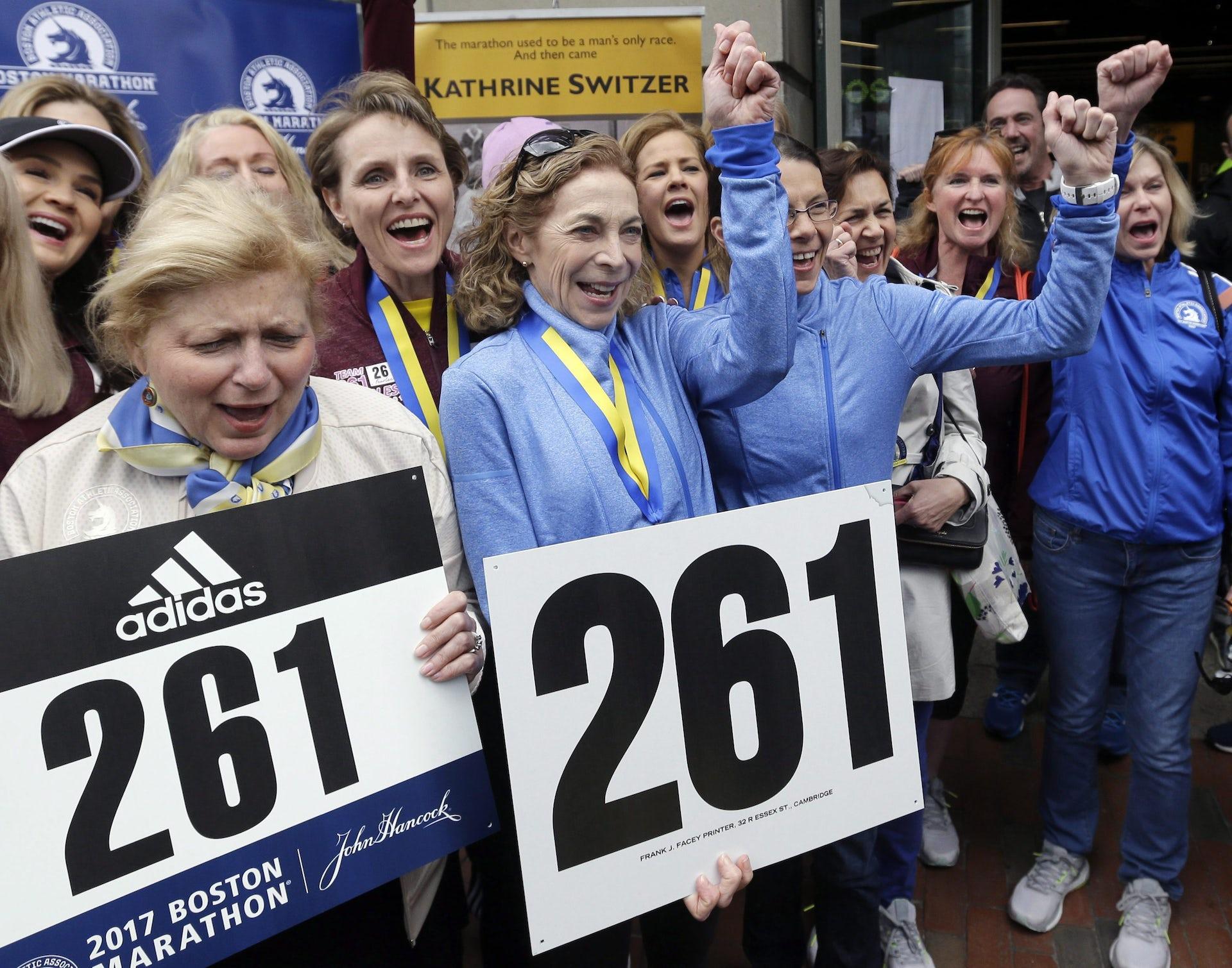 Transgender Women to Run in Boston Marathon