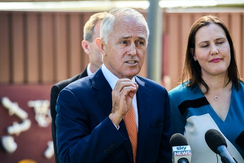 Newspoll not all bad news for Turnbull as Coalition's position improves