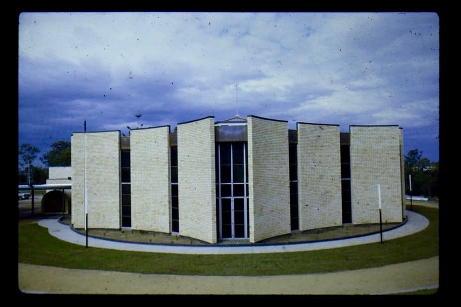 uneasy heritage australia s modern church buildings are disappearing