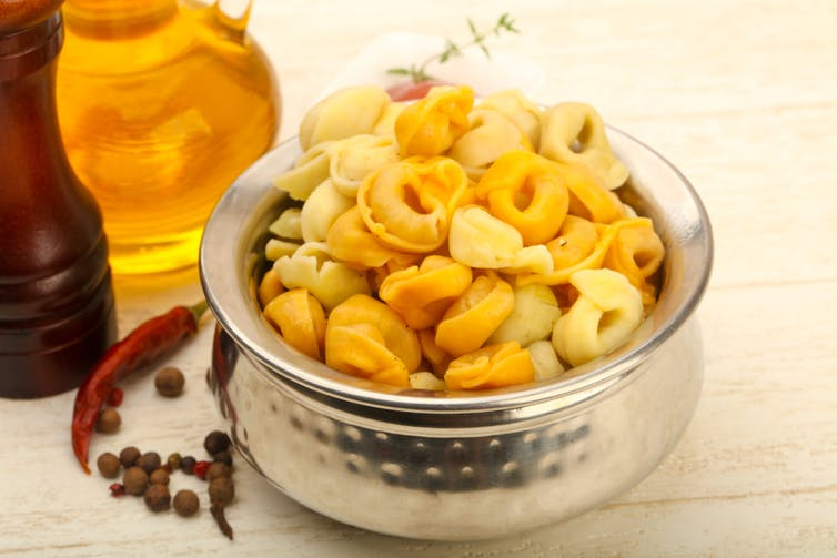 is it true pasta doesn't make you gain weight, and could even help you lose it?