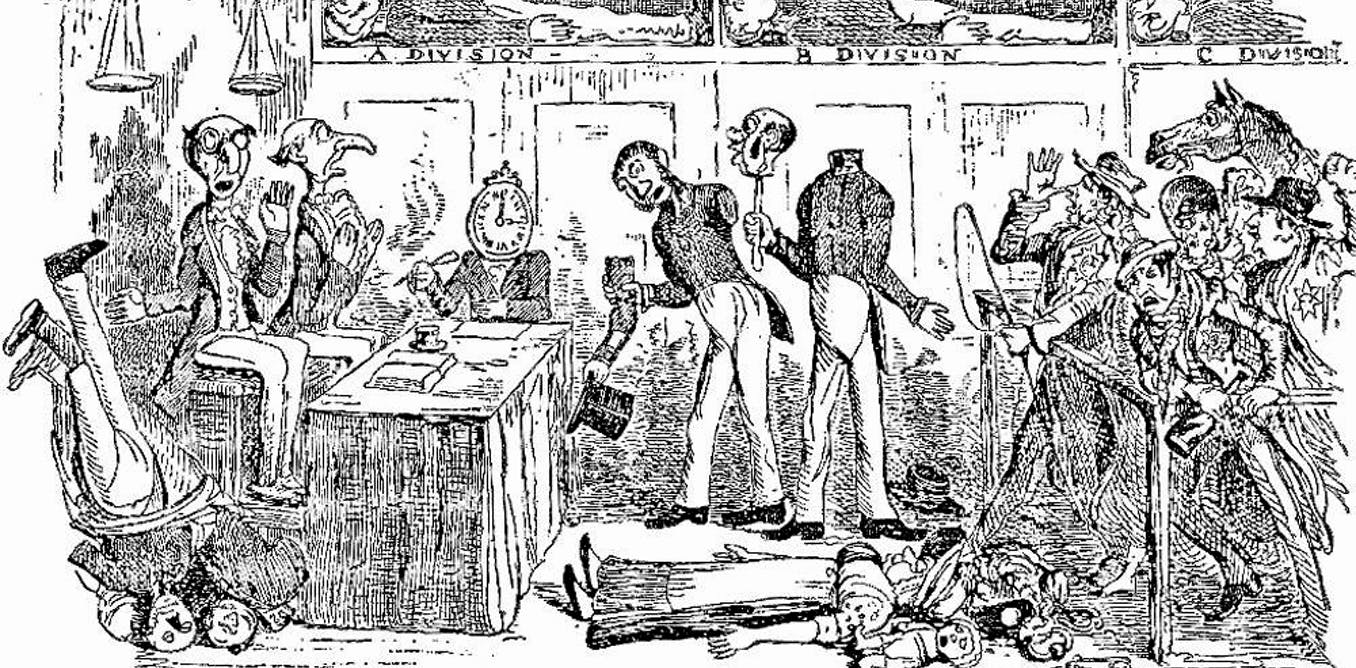 Before Westworld was Mudfog – Charles Dickens' surprisingly modern dystopia