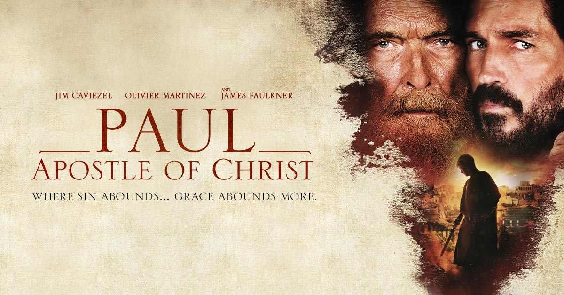 Great MEN of the Bible, St. PAUL: Secret of his success