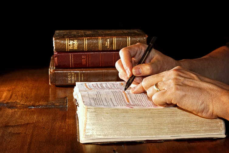Why our declining biblical literacy matters