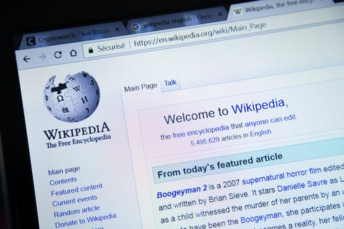 What Wikipedia can teach us about blockchain technology