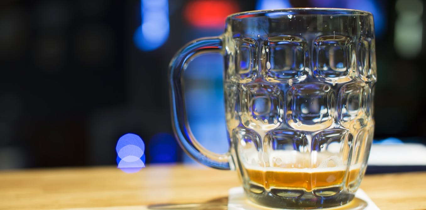 Drinking a pint of beer may lower your life expectancy by the same drinking a pint of beer may lower your life expectancy by the same amount as smoking a cigarette new research ccuart Images