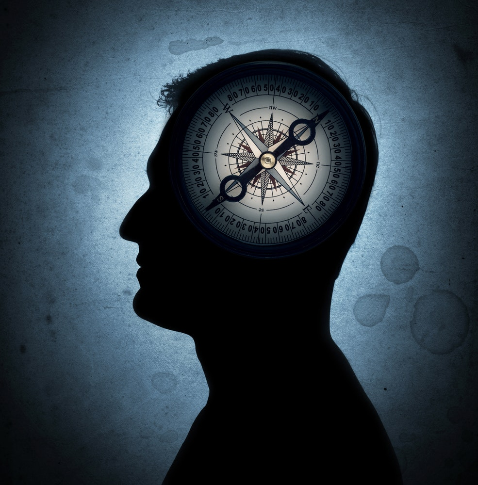 Our moral compass is affected by the language in which we wrestle dilemmas.Triff/Shutterstock