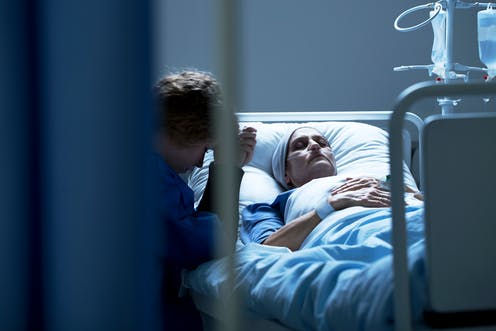 Poor communication is compromising care for the dying