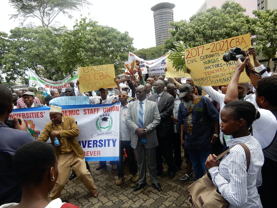 What Kenya needs to do to stop the university strike cycle