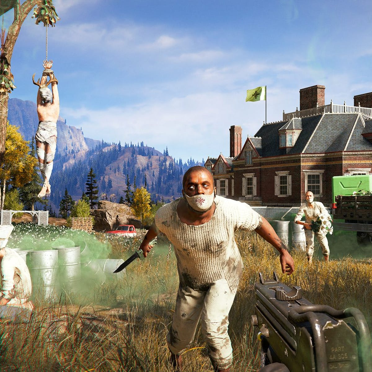 Far Cry 5 Cults Radicalism And Why This Video Game Speaks To