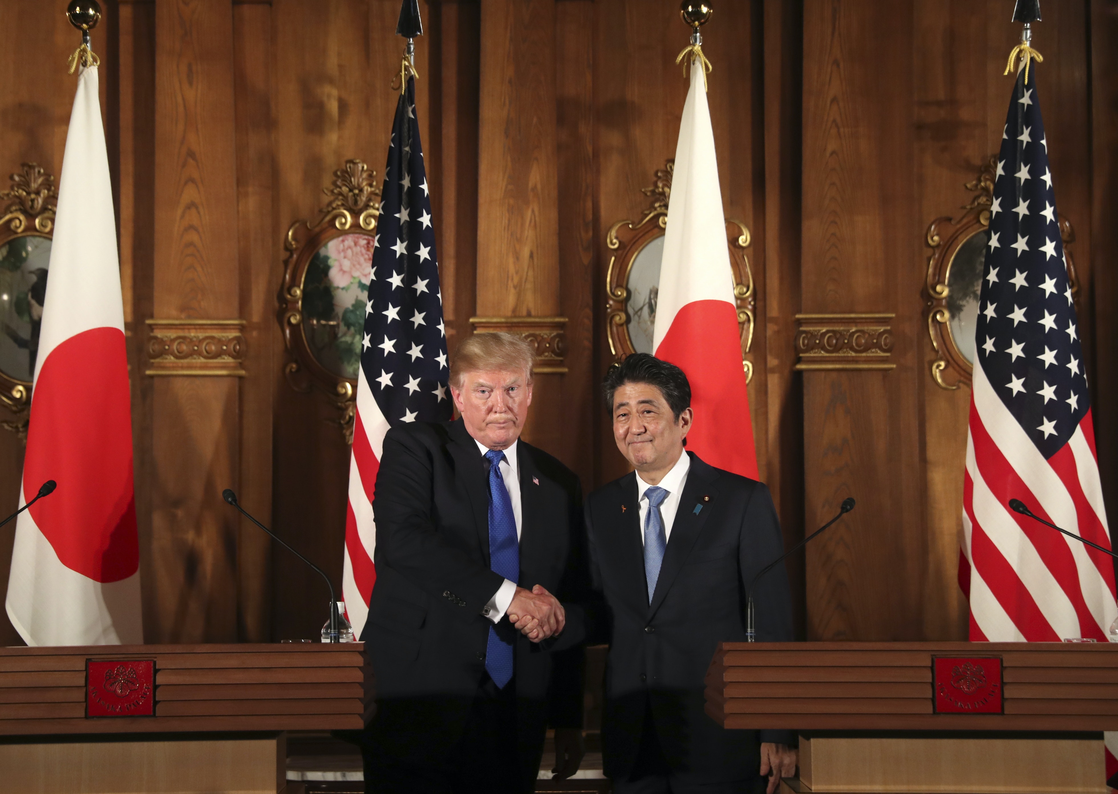 Will US-Japan friendship survive uncertainty in Asia?