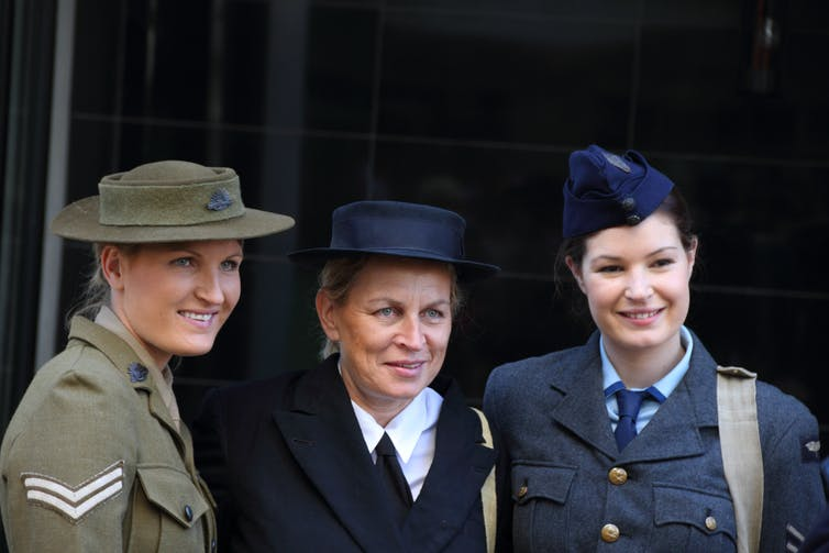Women have been neglected by the Anzac tradition, and it's time that changed