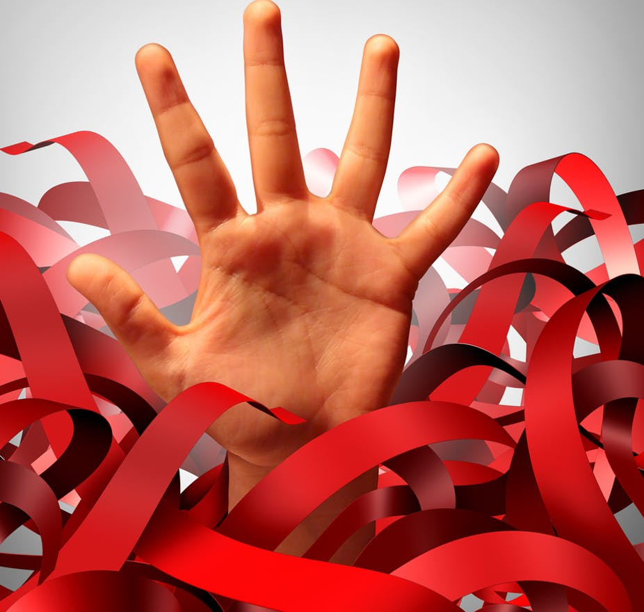 Red tape is alienating academics from their own research ...