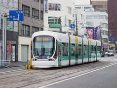 Kyoto has many things to celebrate, but losing its trams isn't one of them