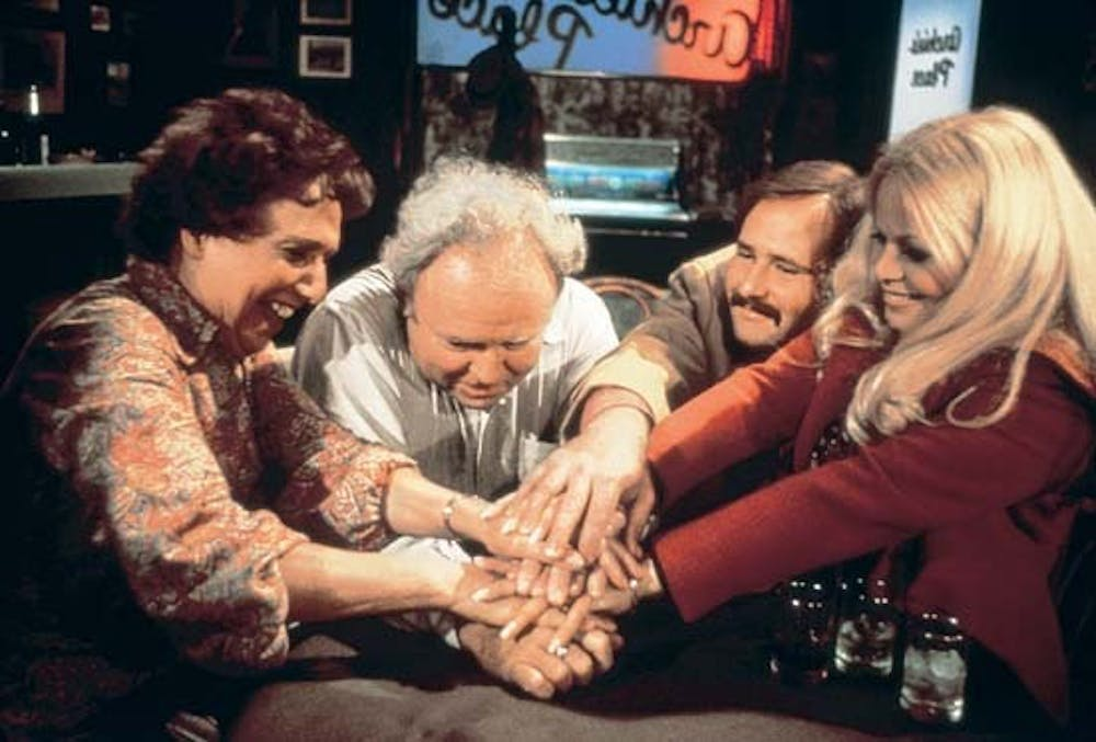 The cast of All in the Family. Photo credit: IMDB.