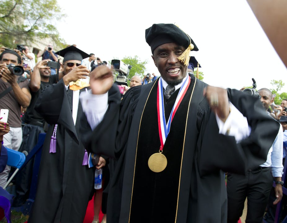 Rap And Gown Hip Hop Artists As Commencement Speakers