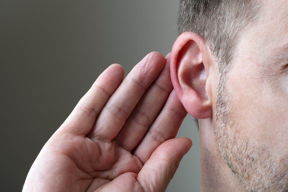 Image result for deaf ears
