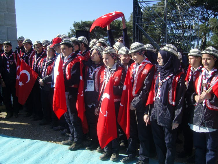 Gallipoli commemorations of Turkish youth tell us much about politics in Turkey