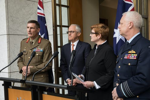 As a new defence chief comes in, Australia must focus its attention on its neighbours