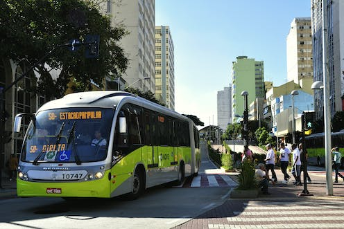 Don't forget buses: six rules for improving city bus services