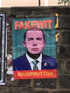 Where has Melbourne's political graffiti gone?