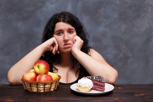 food tastes different after diet