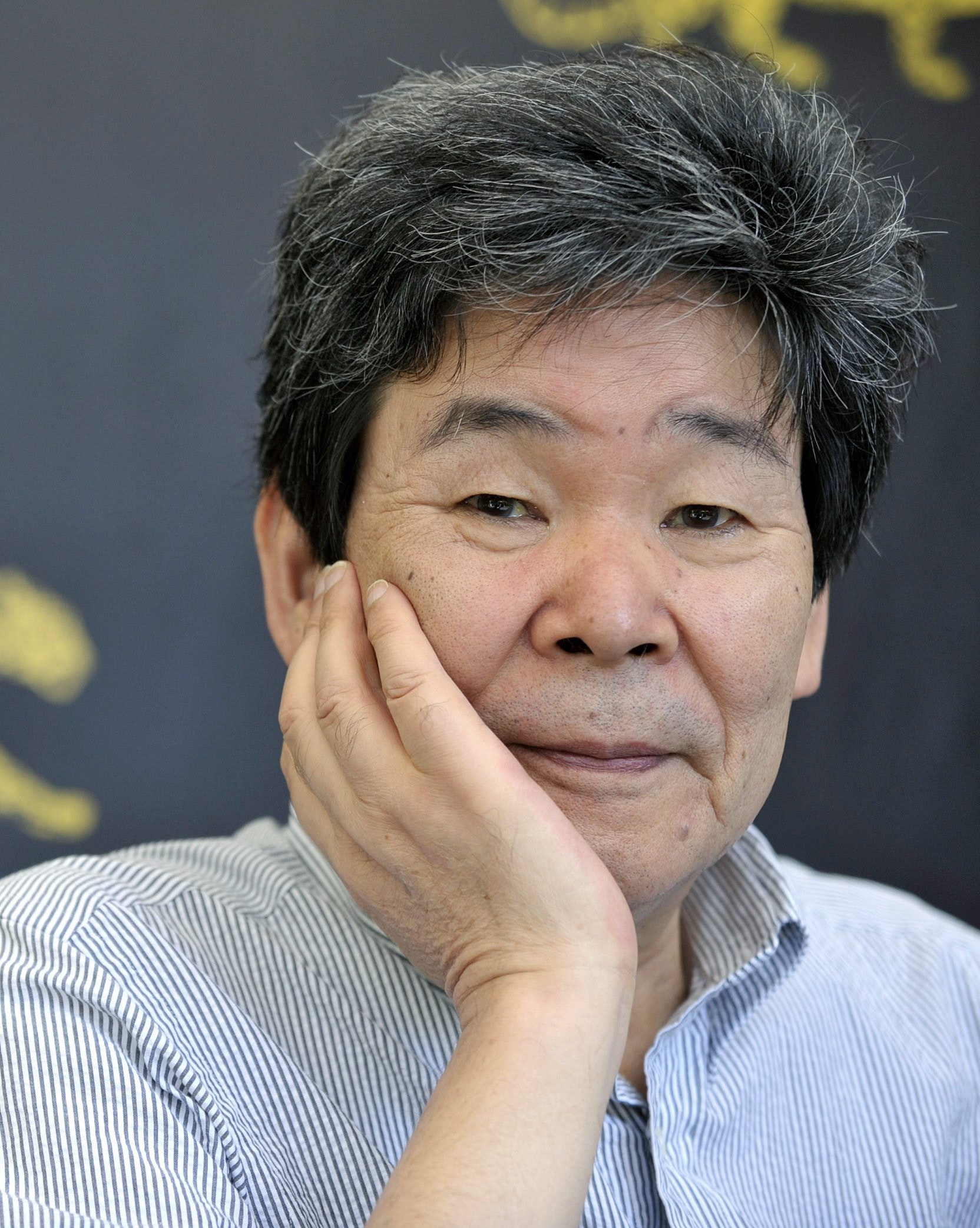 Isao Takahata was a co-founder of Studio Ghibli, Japan's famous animation studio. Photo credit: EPA, CC BY-SA.